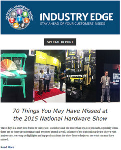 PotWheelz featured at the 2015 National Hardware Show