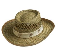 Goldcoast hat -Gambler with Fish Band