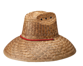 Goldcoast hat - Lever w Red Cord