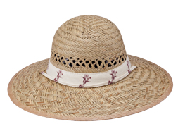 Goldcoast hat - Rush Vogue Flower Band