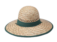 Goldcoast hat - Rush Vogue Green Band