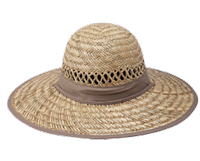 Goldcoast hat - Rush Vogue Khaki Band