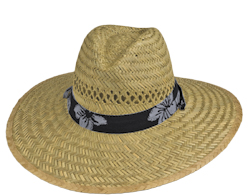Goldcoast hat - Tropical Lifeguard Blue