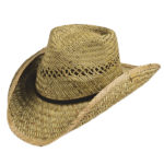 Goldcoast Hats Rush Straw assorted Sun Protection Styles - outback