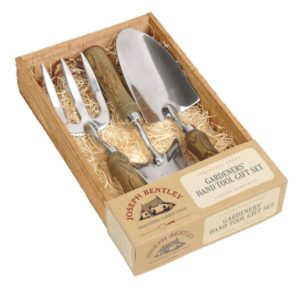 Joseph Bentley Garden Hand Tools - 3-piece Gift Set