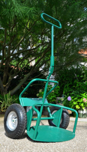 Order Potwheelz plant dolly - now in easy-store, easy-move standard version.